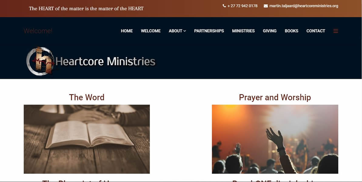 Heartcore Ministries